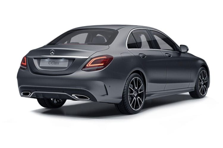 Mercedes-Benz C Class C220 Saloon 2.0 d 194PS Sport Edition 4Dr G-Tronic+ [Start Stop] back view