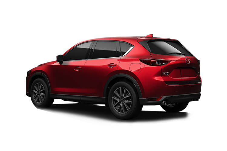 Mazda CX-5 SUV 2.2 SKYACTIV-D 150PS SE-L 5Dr Auto [Start Stop] back view