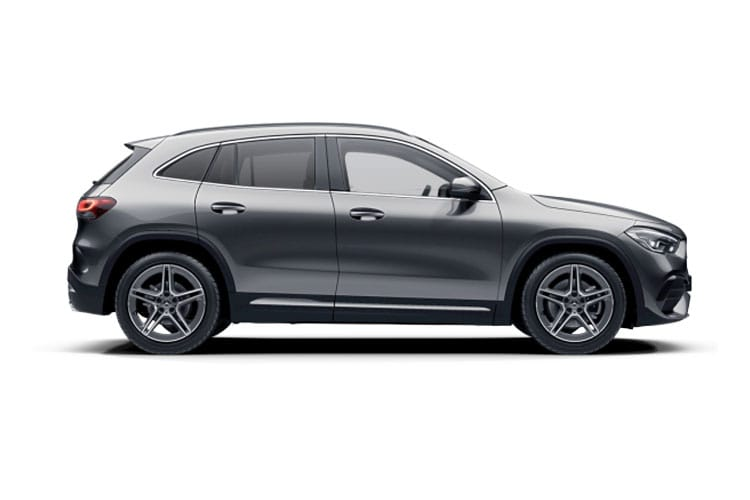 Mercedes-Benz GLA GLA200 SUV 4MATIC 2.0 d 150PS AMG Line 5Dr 8G-DCT [Start Stop] back view