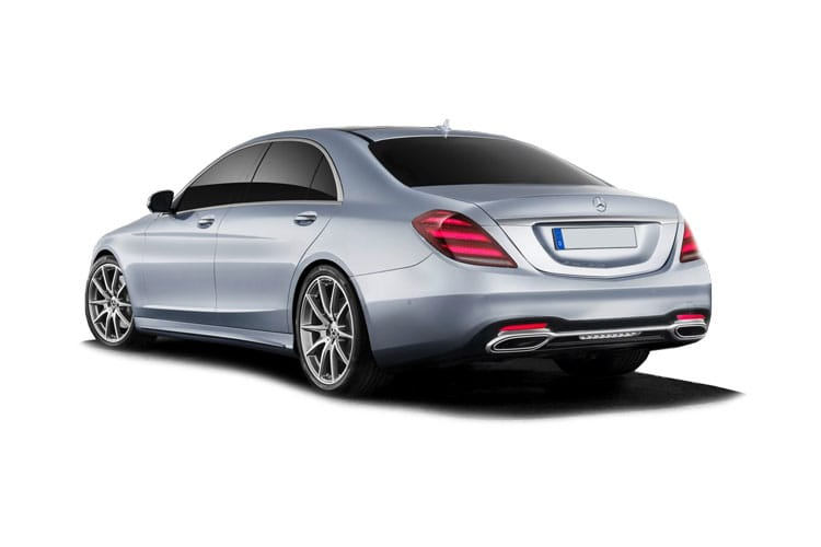 Mercedes-Benz S Class S400L Saloon 4MATIC 3.0 d 330PS AMG Line Premium Executive 4Dr G-Tronic+ [Start Stop] back view