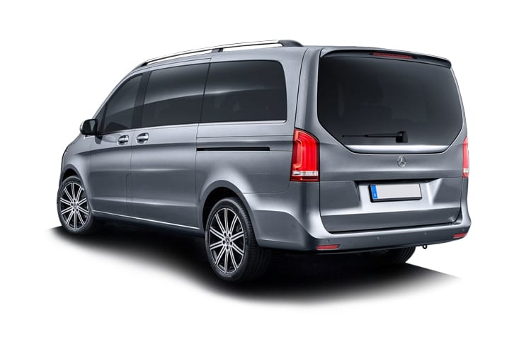 Mercedes-Benz V Class V220 Marco Polo Long 4Dr 2.0 d 163PS Sport 4Dr G-Tronic+ [Start Stop] back view