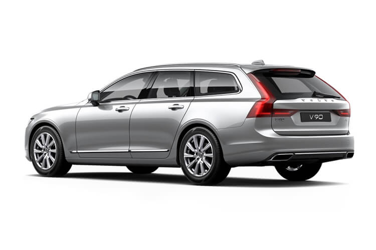 Volvo V90 Estate 2.0 T4 190PS Momentum Plus 5Dr Auto [Start Stop] back view