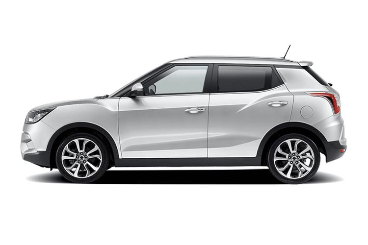 Ssangyong Tivoli SUV 5Dr 1.6 D 115PS LE 5Dr Manual detail view