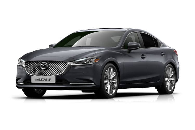 Mazda Mazda6 Saloon 2.0 SKYACTIV-G 145PS SE-L Nav+ 4Dr Manual [Start Stop] front view