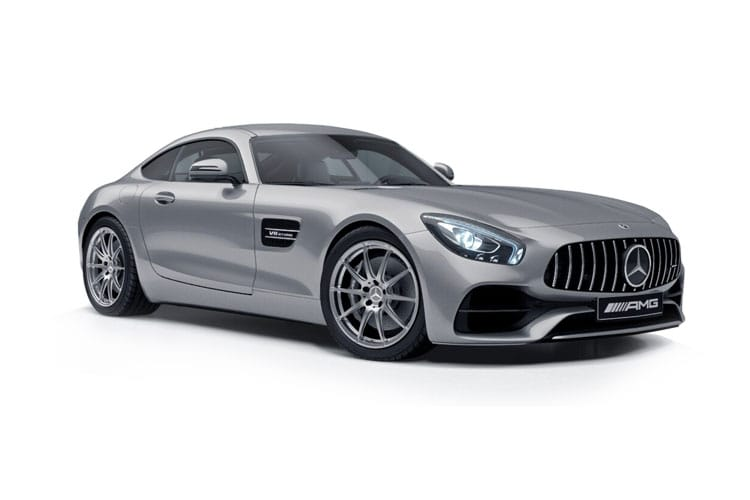 Mercedes-Benz AMG GT AMG GT Coupe 4.0 V8 BiTurbo 730PS Black Series 2Dr SpdS MCT [Start Stop] [Project One Edition] front view
