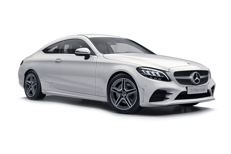 Mercedes-Benz C Class C300 Coupe 2.0  258PS AMG Line Premium 2Dr G-Tronic+ [Start Stop] front view