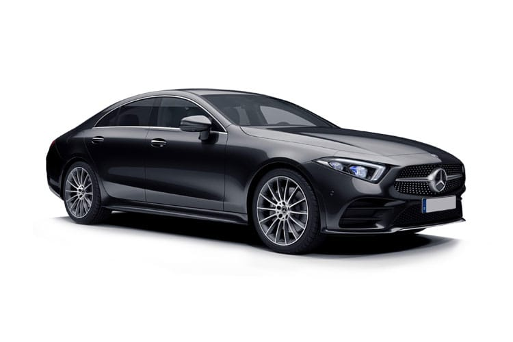 Mercedes-Benz CLS AMG CLS53 Coupe 4MATIC+ 4Dr 3.0 MHEV 457PS  4Dr SpdS TCT [Start Stop] front view