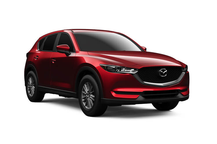Mazda CX-5 SUV 2.2 SKYACTIV-D 184PS Sport 5Dr Manual [Start Stop] [Safety] front view