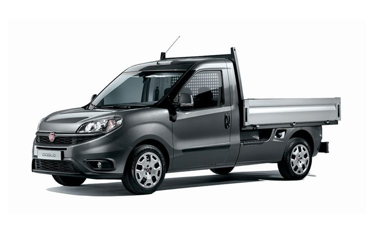 Fiat Doblo Work Up LWB 1.6 MultijetII FWD 105PS Tecnico Dropside Manual [Start Stop] front view