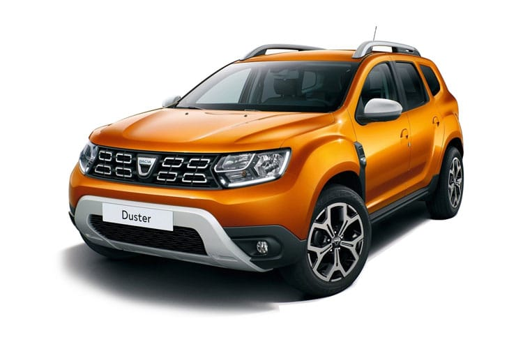 Dacia Duster SUV 2wd 1.5 Blue dCi 115PS Techroad 5Dr Manual [Start Stop] front view