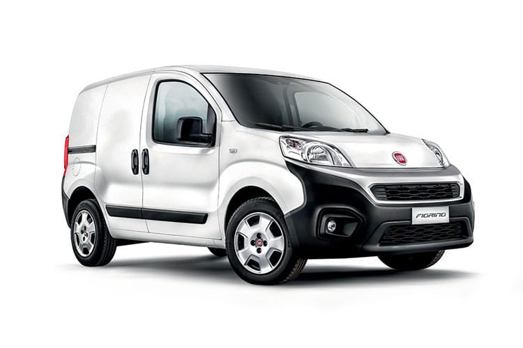 Fiat Fiorino Cargo 1.3 MultijetII FWD 80PS Sportivo Van Manual [Start Stop] front view