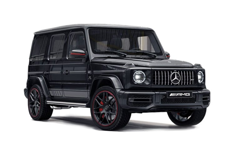 Mercedes-Benz G Class AMG G63 SUV 4.0 V8 BiTurbo 585PS  5Dr SpdS+9GT [Start Stop] front view