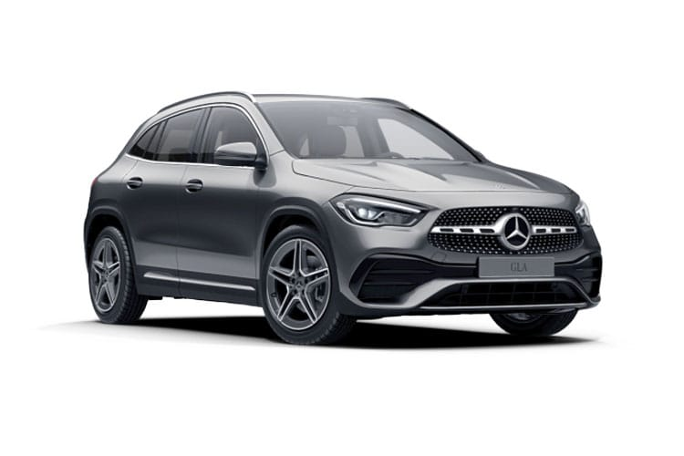 Mercedes-Benz GLA GLA200 SUV 4MATIC 2.0 d 150PS AMG Line 5Dr 8G-DCT [Start Stop] front view