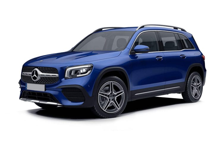 Mercedes-Benz GLB AMG GLB35 SUV 4MATIC 2.0  306PS Premium Plus 5Dr G-Tronic [Start Stop] front view