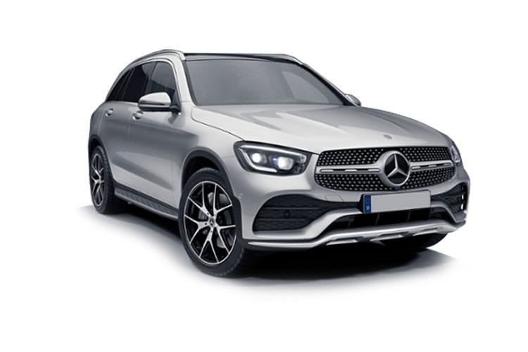 Mercedes-Benz GLC GLC300 SUV 4MATIC 2.0 MHEV 272PS Sport 5Dr G-Tronic+ [Start Stop] front view