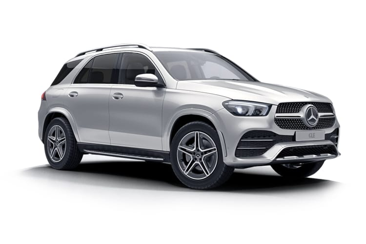 Mercedes-Benz GLE GLE300 SUV 4MATIC 2.0 d 245PS AMG Line 5Dr G-Tronic [Start Stop] front view