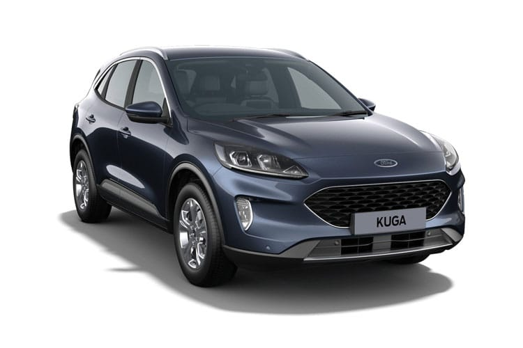 Ford Kuga SUV AWD 2.0 EcoBlue 190PS ST-Line X Edition 5Dr Auto [Start Stop] front view
