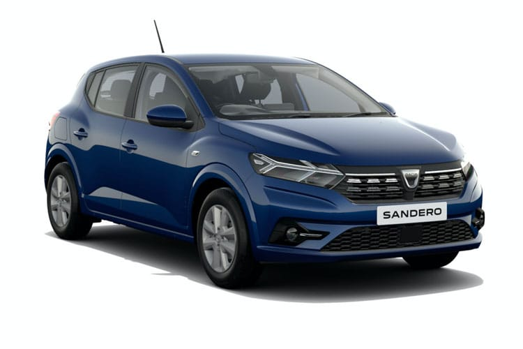 Dacia Sandero Hatch 5Dr 1.0 TCe Bi-Fuel 100PS Essential 5Dr Manual [Start Stop] front view