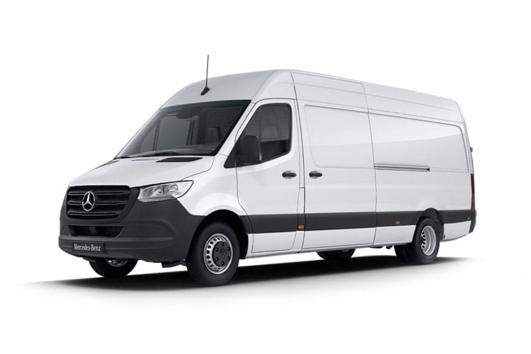 Mercedes-Benz Sprinter 316 L3 3.5t 2.1 CDi RWD 163PS Premium Van High Roof Manual [Start Stop] front view