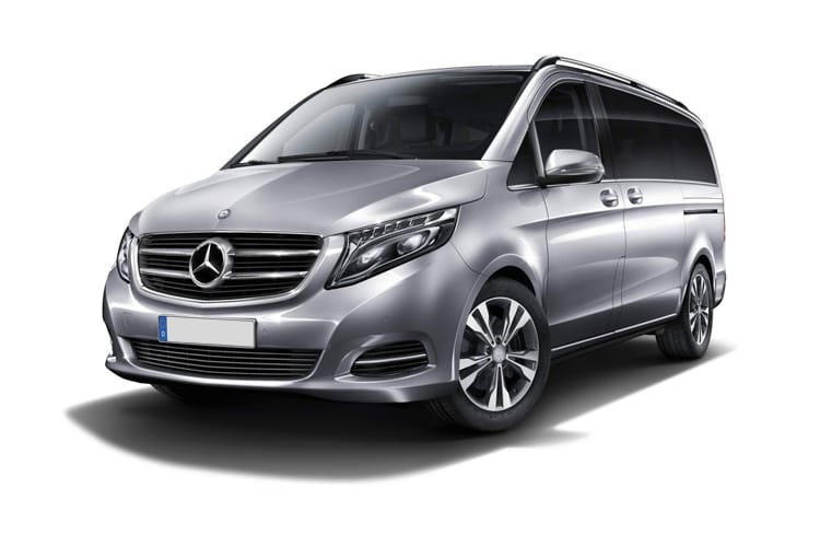 Mercedes-Benz V Class V220 Marco Polo Long 4Dr 2.0 d 163PS Sport 4Dr G-Tronic+ [Start Stop] front view