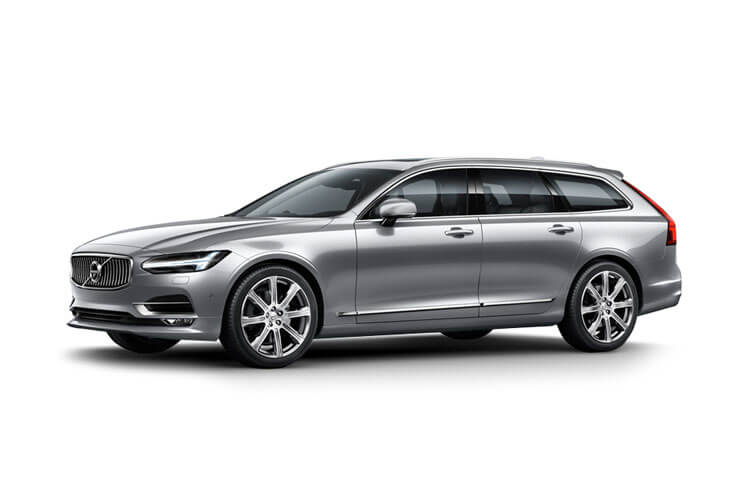 Volvo V90 Estate 2.0 T4 190PS Momentum Plus 5Dr Auto [Start Stop] front view