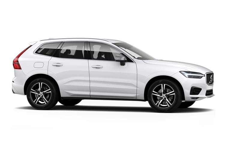 Volvo XC60 SUV 2.0 B5 MHEV 250PS R DESIGN 5Dr Auto [Start Stop] front view