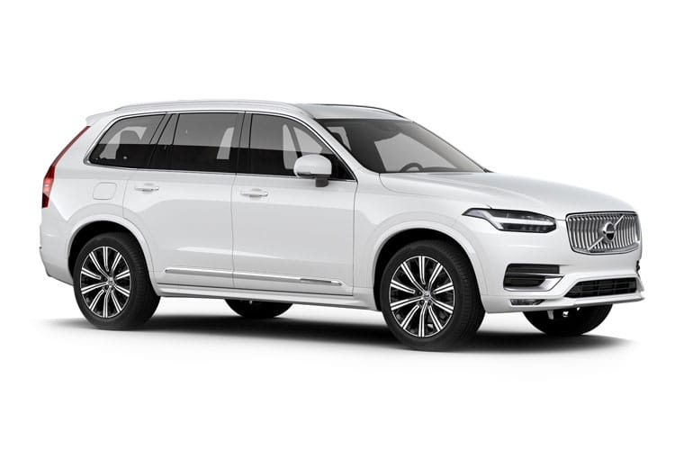 Volvo XC90 SUV 2.0 B5 MHEV 250PS Inscription 5Dr Auto [Start Stop] front view