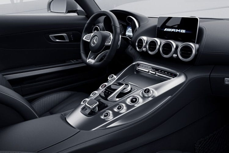 Mercedes-Benz AMG GT AMG GT Coupe 4.0 V8 BiTurbo 730PS Black Series 2Dr SpdS MCT [Start Stop] [Project One Edition] inside view
