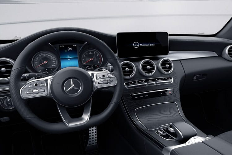 Mercedes-Benz C Class AMG C43 Cabriolet 4MATIC 3.0 V6 390PS  2Dr G-Tronic+ [Start Stop] inside view