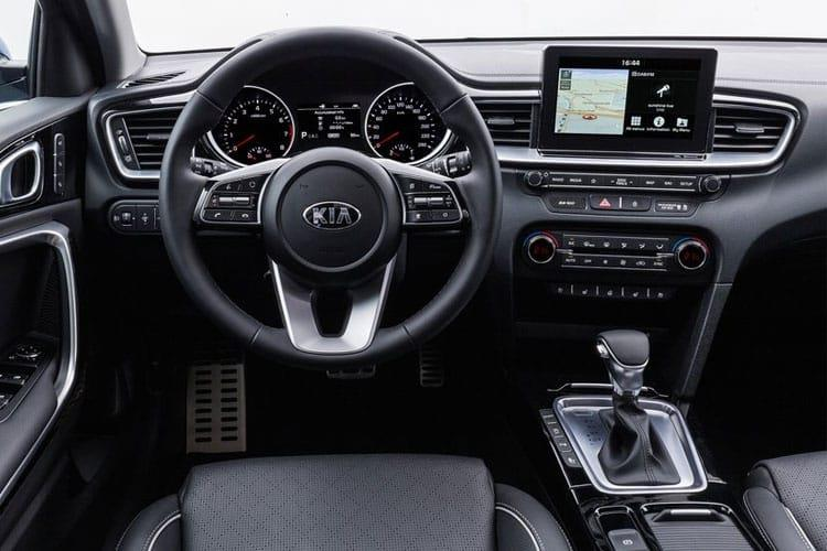 Kia Ceed Hatch 5Dr 1.0 T-GDi 118PS 2 NAV 5Dr Manual [Start Stop] inside view