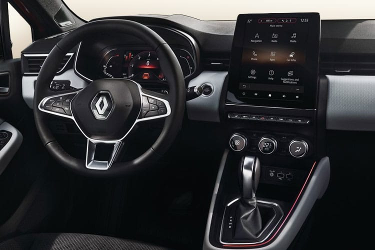 Renault Clio Hatch 5Dr 1.0 SCe 65PS Iconic 5Dr Manual [Start Stop] inside view