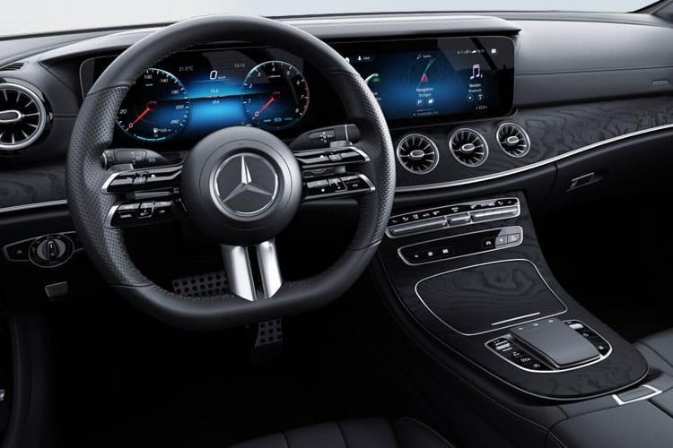 Mercedes-Benz E Class E350 Cabriolet 2Dr 2.0  313PS AMG Line Night Edition 2Dr G-Tronic+ [Start Stop] [Premium Plus] inside view