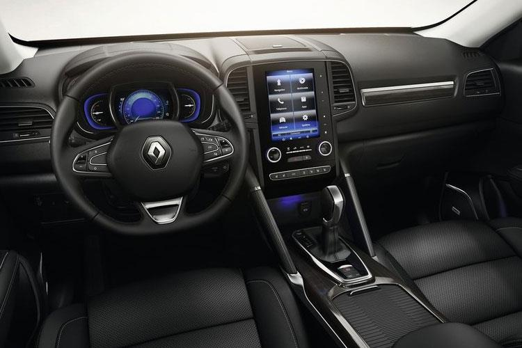 Renault Koleos SUV 4wd 2.0 Blue dCi 190PS GT Line 5Dr X-Trn A7 [Start Stop] inside view