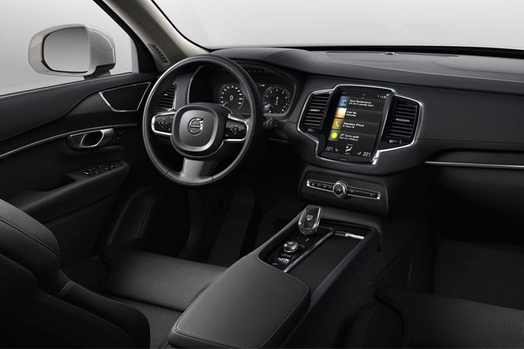 Volvo XC90 SUV 2.0 B5 MHEV 250PS Inscription 5Dr Auto [Start Stop] inside view