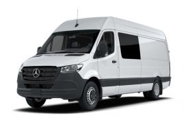 Mercedes-Benz Sprinter Crew Van ExHighRoof van leasing