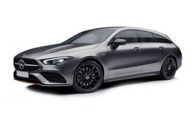 Mercedes-Benz CLA Estate car leasing
