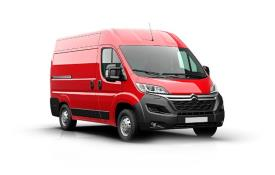 Citroen Relay HGV Van High Roof van leasing